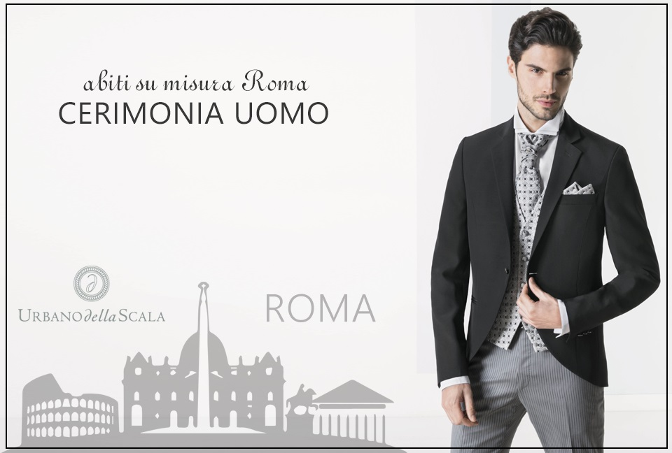 1fbb49476dca Urbano della Scala - Sartoria alta moda Roma
